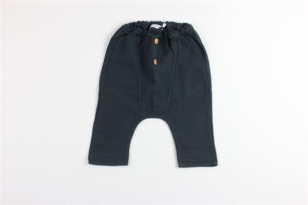 pantalone tinta unita 100%cotone MASSAGE IN THE BOTTLE | Pantaloni | HOPPERBLU