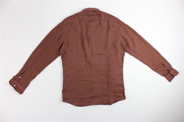 MASTRICAMICIAI | Shirts | FS049MATTONE