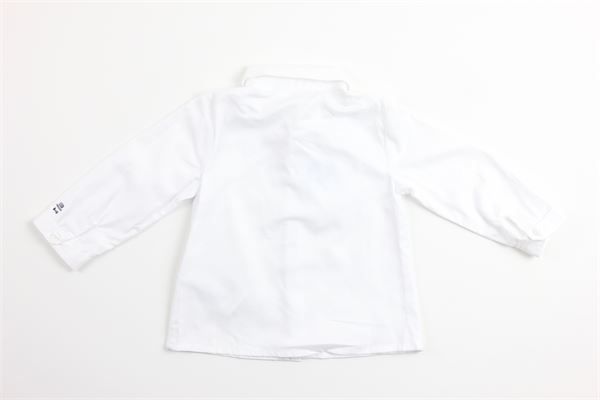 camicia manica lunga tinta unita 100%cotone MAYORAL | Camicie | 1142BIANCO