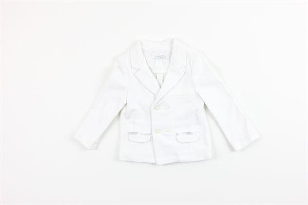 giacca doppio petto tinta unita MAYORAL | Giacche | 1406BIANCO