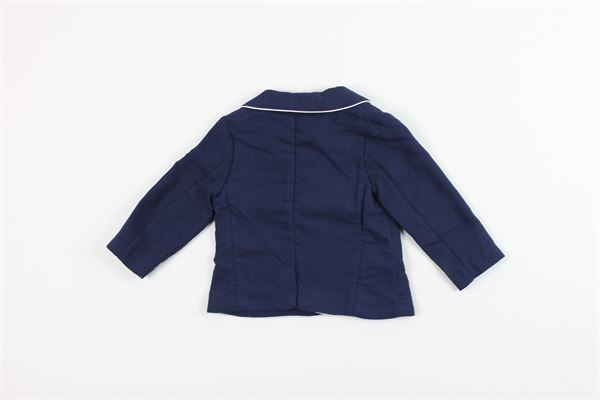 giacca tinta unita con profili in contrasto MAYORAL | Giacche | 1447BLU