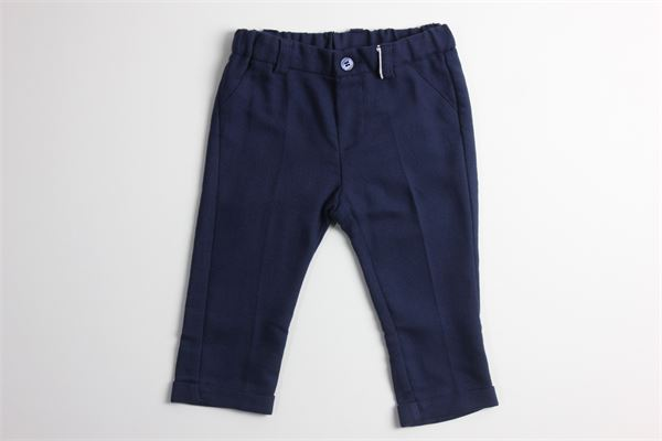 pantalone tinta unita girovita regolabile MAYORAL | Pantaloni | 1540BLU
