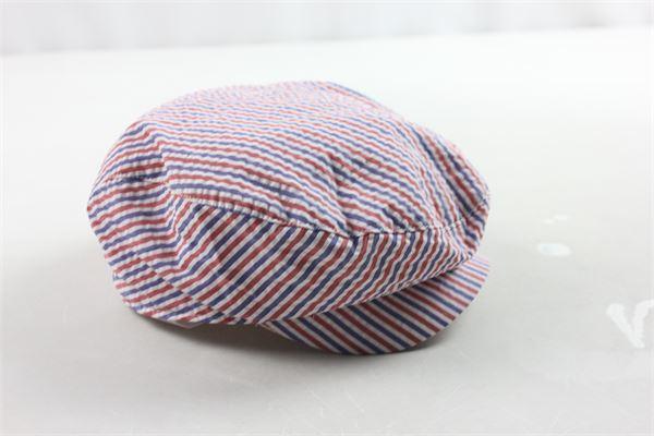 MIMISOL | Hats | 19EMA105ST0201BIANCO/ROSSO