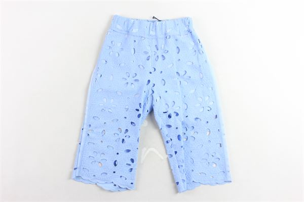 MIMISOL | Trousers | MFPA019AZZURRO
