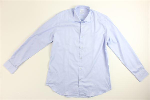 MIRCAM | Shirts | SPIGATINOCELESTE