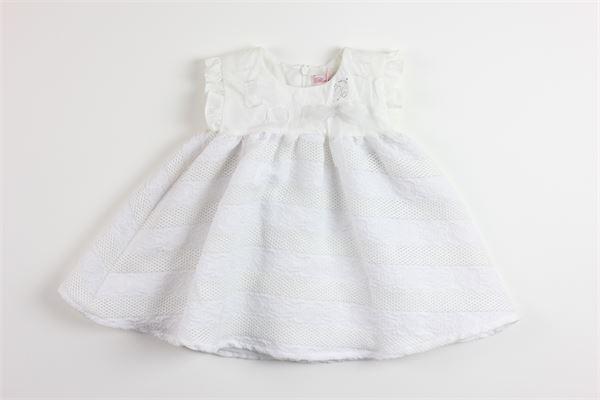 MISS BLUMARINE | Dress | 40NAB61BIANCO