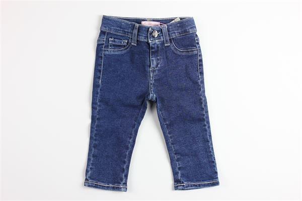jeans girovita regolabile 5 tasche MISS BLUMARINE | Jeans | MBL0804BLU