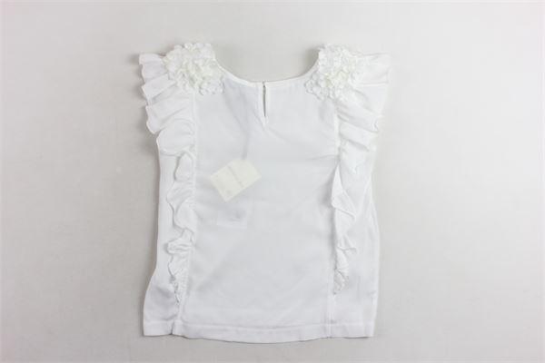 MONNALISA   Shirts   175603F5BIANCO