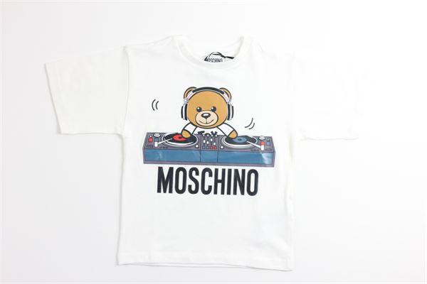 MOSCHINO |  | HRM029BIANCO