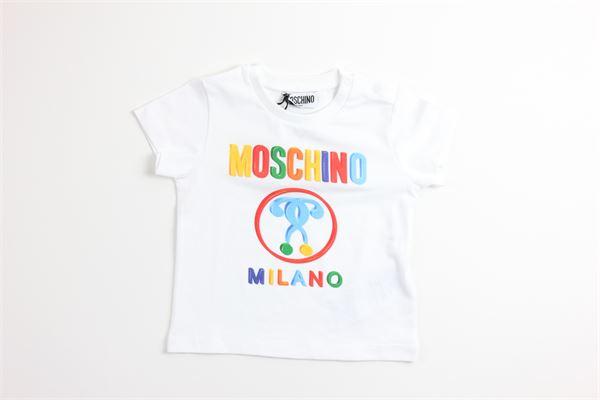MOSCHINO |  | M7M021BIANCO