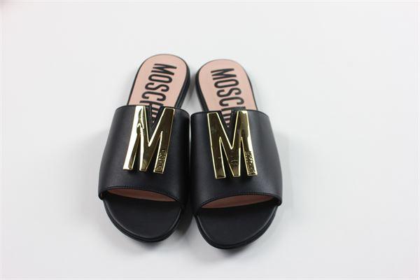 MOSCHINO | Shoes | MA28101NERO
