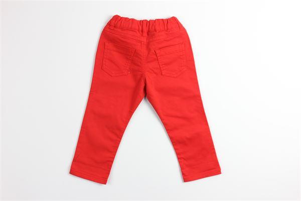 MOSCHINO | Trousers | MNP02MROSSO