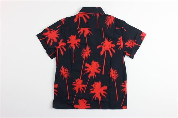 MSGM   Shirts   022376NERO