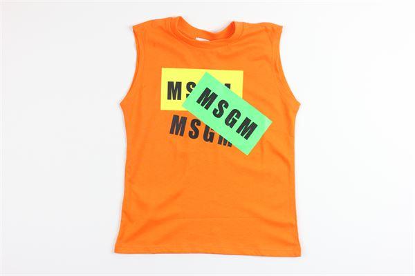 MSGM      022687ARANCIO
