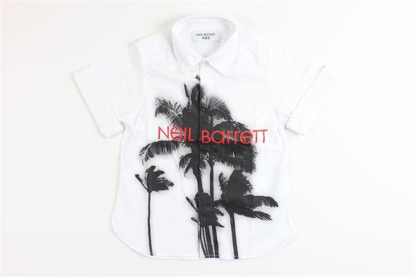 NEIL BARRETT | Shirts | 024289BIANCO