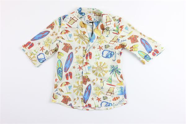 NEILL KATTER | Shirts | NKSH50222GIALLO