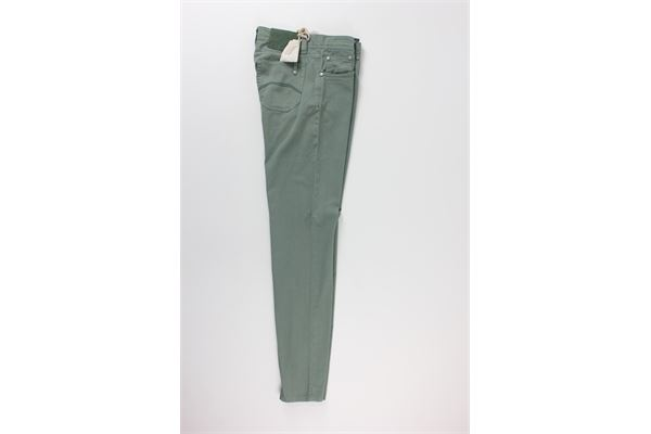 NICWAVE | Trousers | ITCS54VERDE