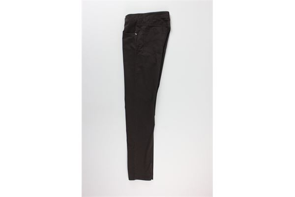 NICWAVE | Trousers | UNCS01MARRONE