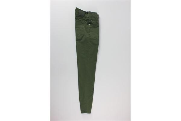 NICWAVE | Trousers | UNCS01VERDE MILITARE
