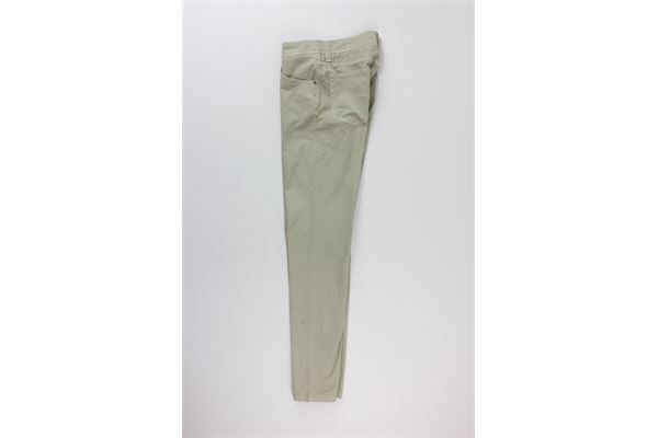 pantalone tinta unita 5 tasche NICWAVE | Pantaloni | UNCS10BEIGE