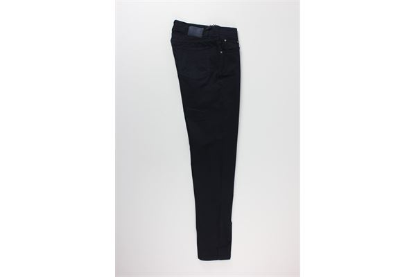 pantalone tinta unita 5 tasche NICWAVE | Pantaloni | UNCS10BLU