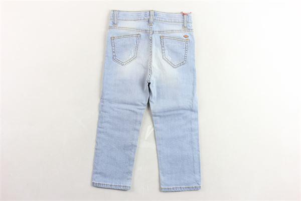 jeans 5 tasche girovita regolabile NUPKEET | Jeans | 01NK521BLU