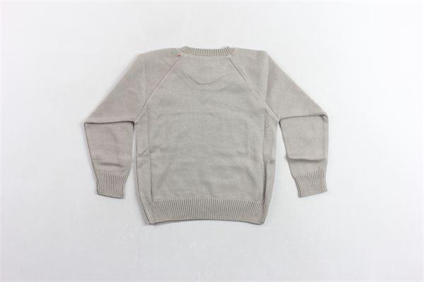 maglia tinta unita 100% cotone NUPKEET | Maglie | 01NK604FANGO