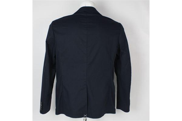 giacca  con taschino tinta unita OFFICINA36 | Giacche | 0174906842BLU