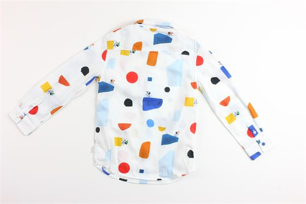 PAUL SMITH | Shirts | 5N12602BIANCO