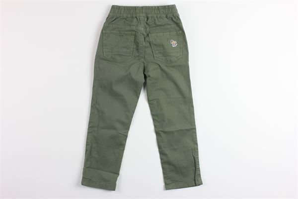 PAUL SMITH | Trousers | 5Q22592VERDE MILITARE