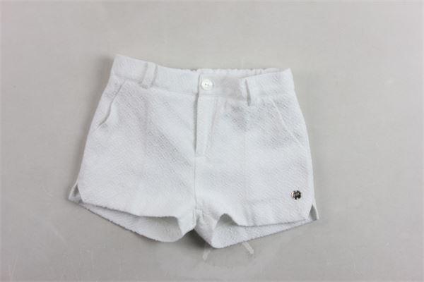PAZ RODRIGUEZ | Shorts | 007-25415BIANCO