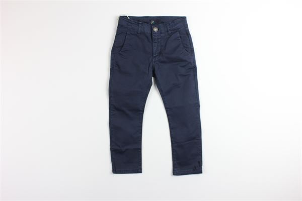 MANUEL RITZ | Trousers | MR0663BLU