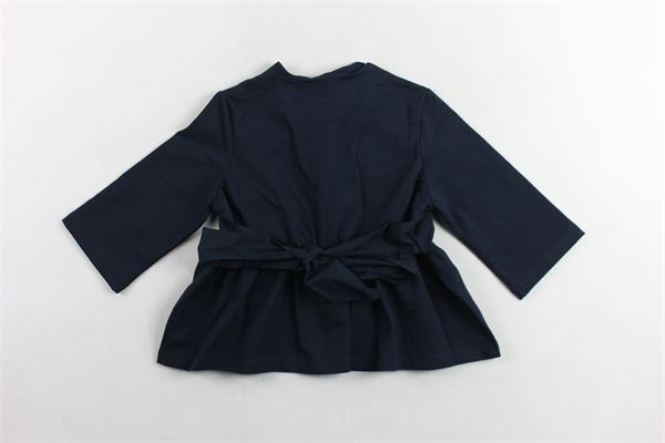 giacca tinta unita manica 3/4 PICCOLA LUDO | Giacche | BF5WB050BLU