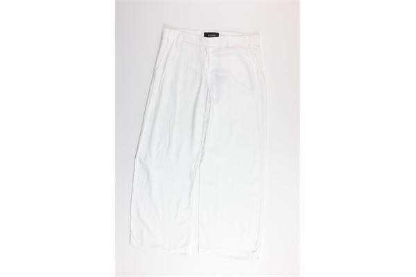pantalone a palazzo tinta unita PINKO | Pantaloni | CIRO6BIANCO