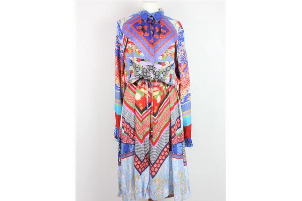 PINKO | Dress | IB14GCMULTICOLOR