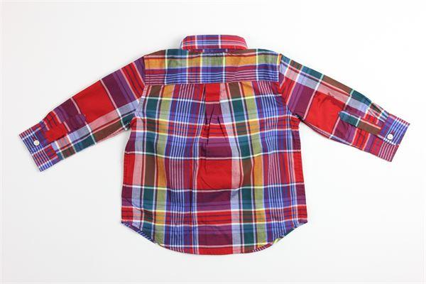 camicia fantasia  a quadri RALPH LAUREN   Camicie   320750000004MULTICOLOR