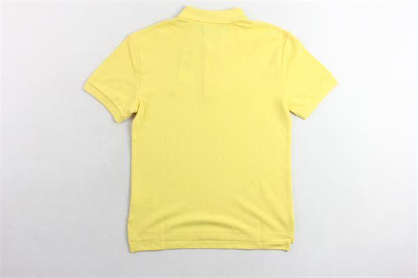 polo mezza manica tinta unita RALPH LAUREN   Polo   323708857048GIALLO