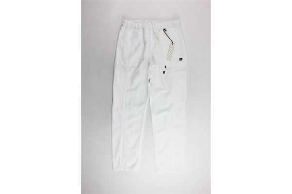 REVERSIBLE | Trousers | 19Y10199BIANCO