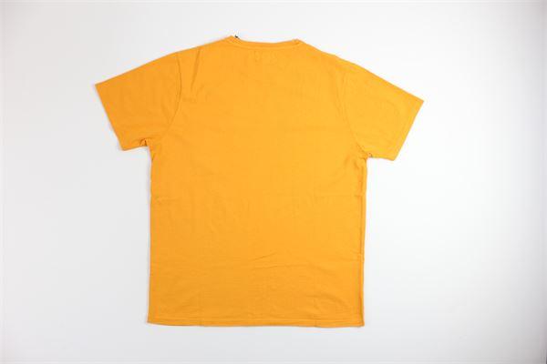 t-shirt mezza manica tinta unita ROY ROGER'S | T-shirts | 2773ARANCIO