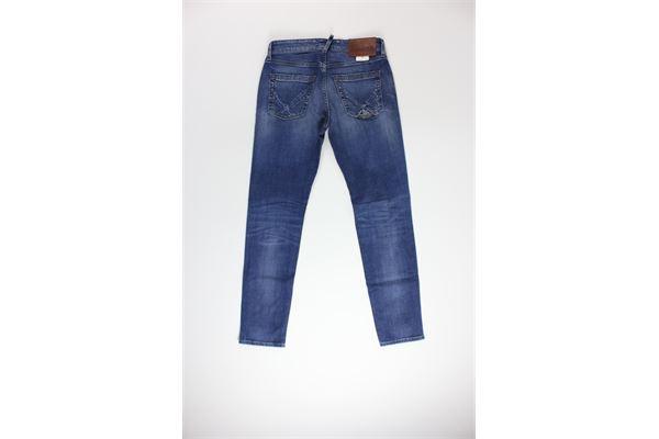 jeans tinta unita 5 tasche ROY ROGER'S | Jeans | 3171JEANS