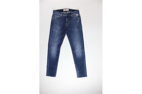 jeans tinta unita 5 tasche ROY ROGER'S | Jeans | 517JEANS