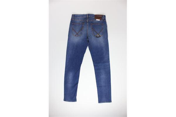 jeans tinta unita 5 tasche ROY ROGER'S | Jeans | 529JEANS