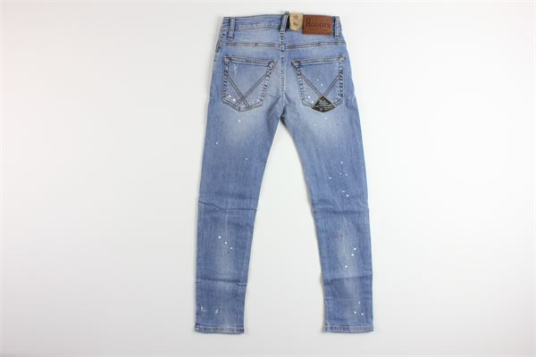 jeans girovita regolabile 5 tasche ROY ROGER'S | Jeans | ALIONBLU