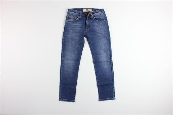jeans 5 tasche girovita regolabile ROY ROGER'S | Jeans | BUNBLU