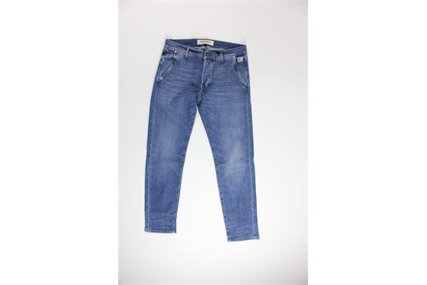 jeans tinta unita 5 tasche ROY ROGER'S | Jeans | ELIAS CUTJEANS