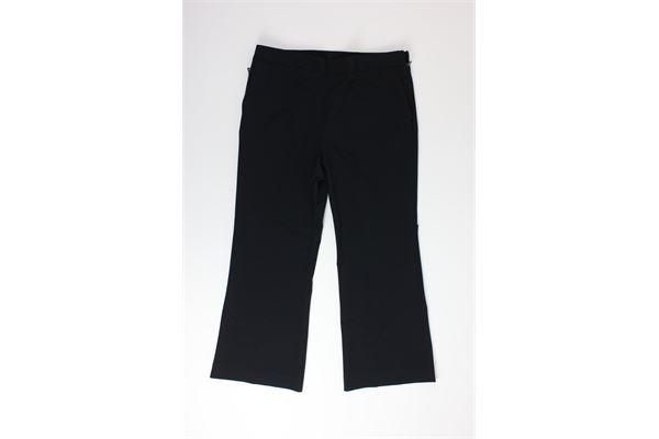 pantalone tinta unita RRD | Pantaloni | TROMBETTA LADYNERO