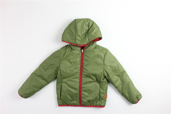 SAVE THE DUCK   Jackets   J3676BROSSO VERDE