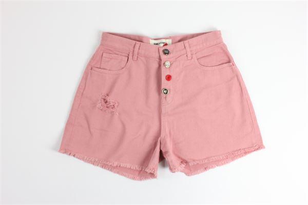 SEMICOUTURE | Shorts | S0/S/SOSY12ROSA