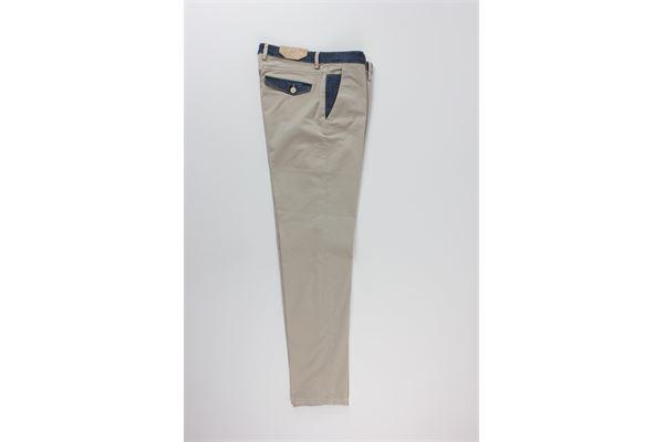 SETTECENTO | Trousers | JR70BEIGE