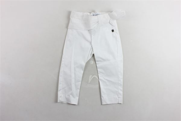 SIMONETTA | Trousers | 1K6133KC650BIANCO
